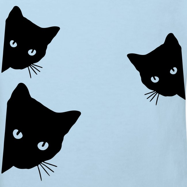 Vorschau: cats - Kinder Bio-T-Shirt