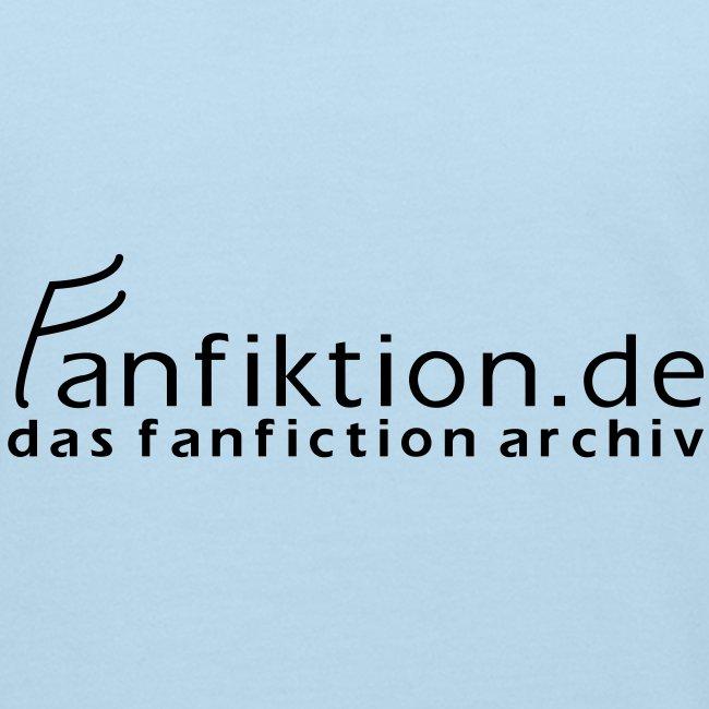 FanFiktion de Schriftzug