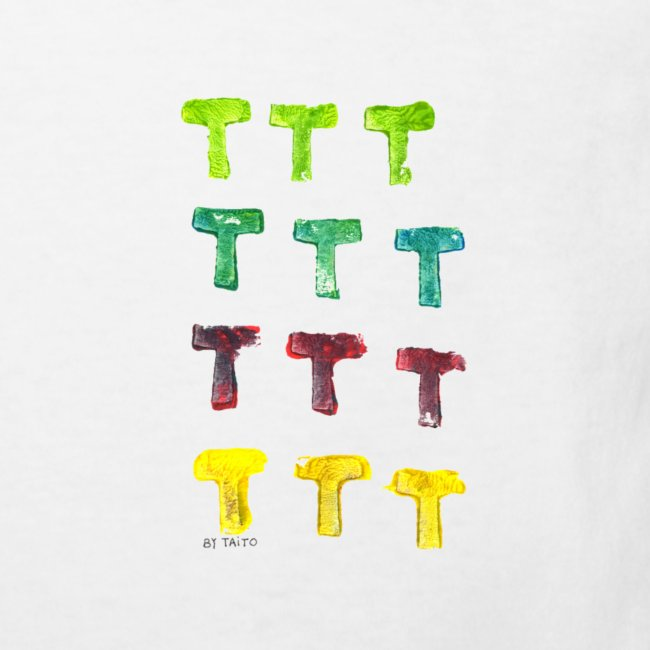 Original Color T BY TAiTO