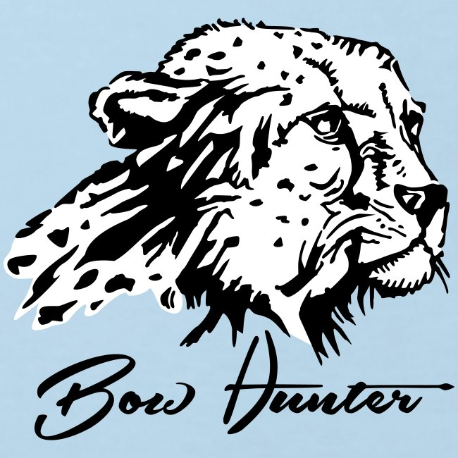 Bow Hunter Gepard 2 färbig