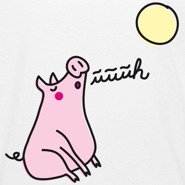 Das Schwein und der Mond