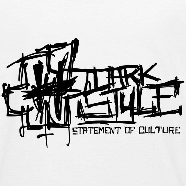 Mørk Style - Statement of Culture (sort)