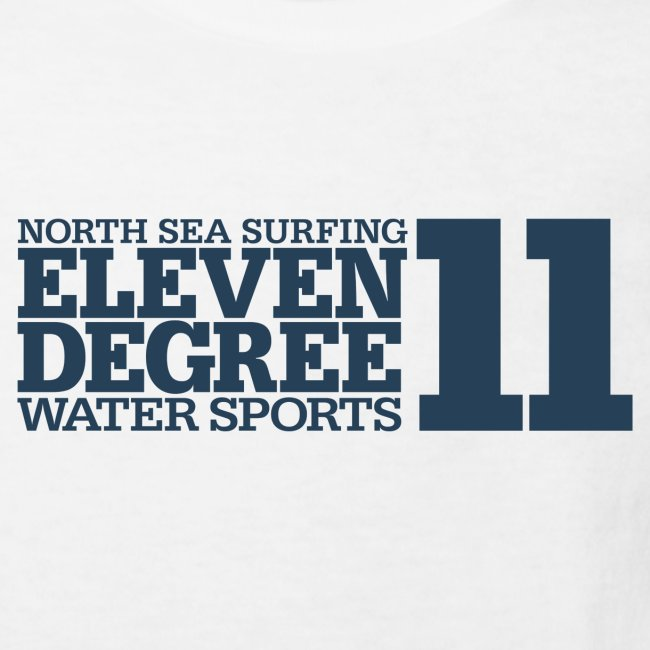 Surfing - eleven degree watersports (gray blue)