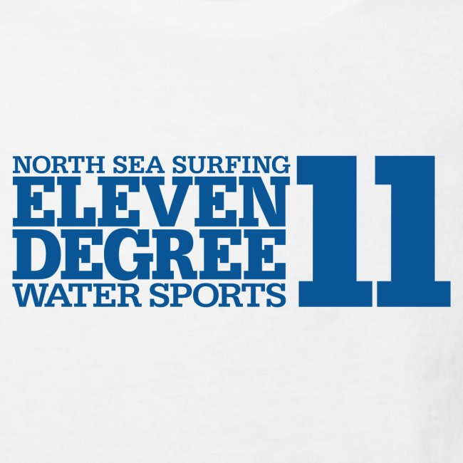 Surfing - eleven degree watersports (blue)