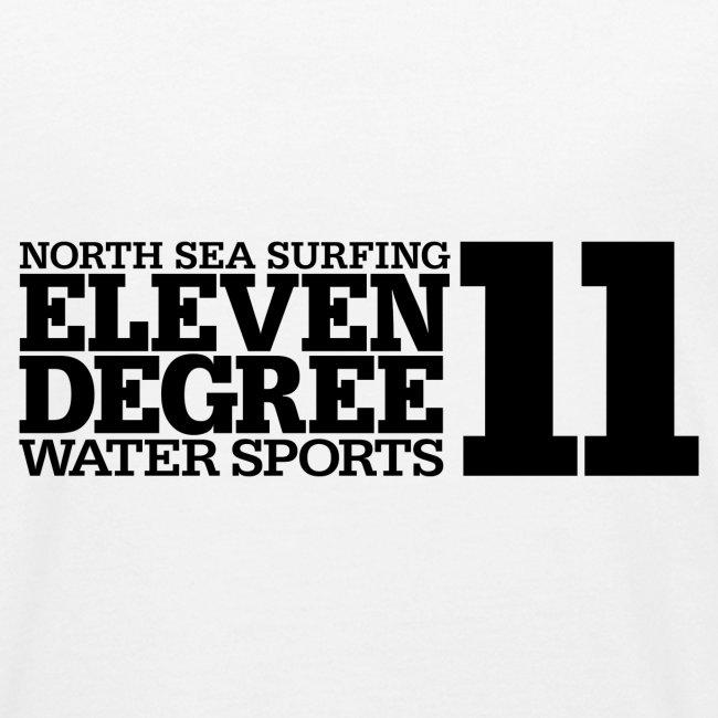 Surfing - eleven degree watersports (black)