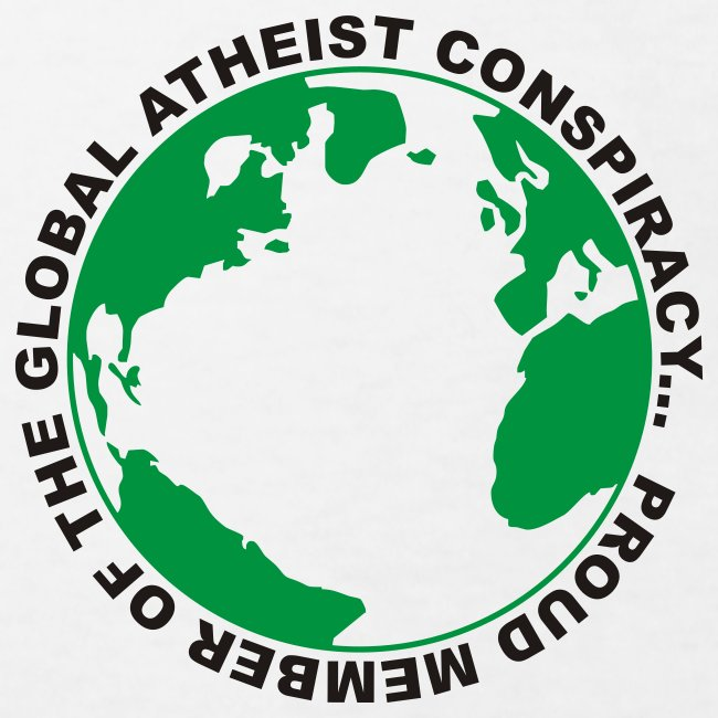 Global Atheist Conspiracy