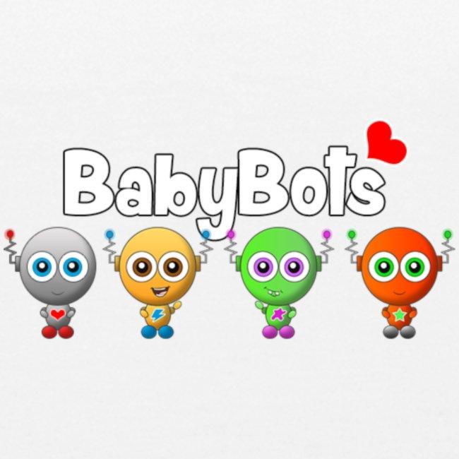 BabyBots logo tasje