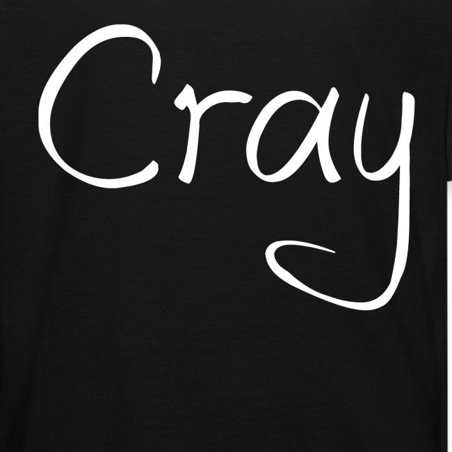 Cray Lang Ärmel TShirt für über 14 jahren