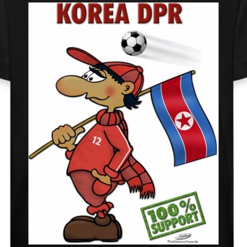 Fan Korea DPR - Kinder Bio-T-Shirt