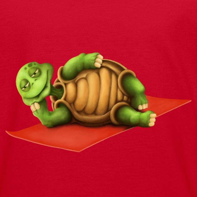 Yoga Vishnu Turtle
