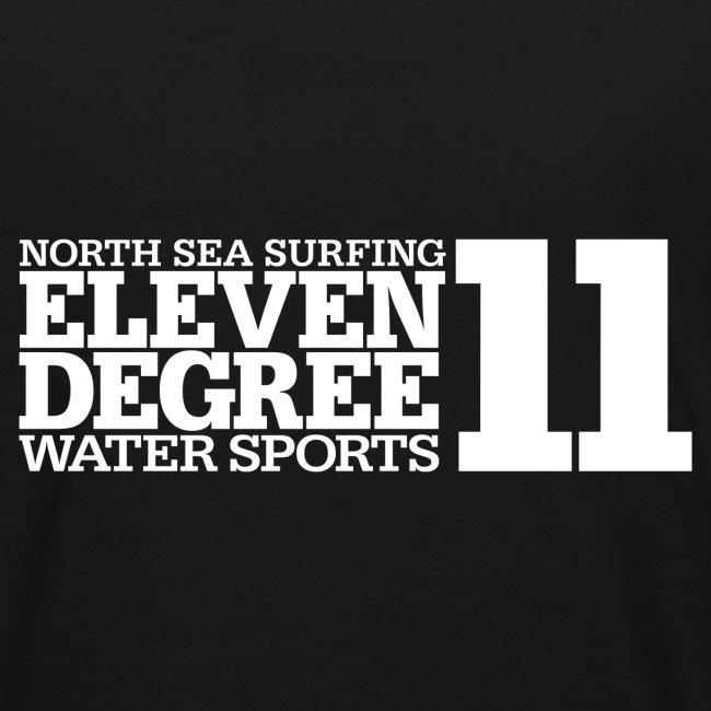 Surfing - eleven degree watersports (white)