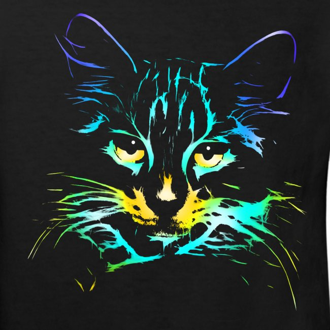 Vorschau: color kitty - Kinder Bio-T-Shirt