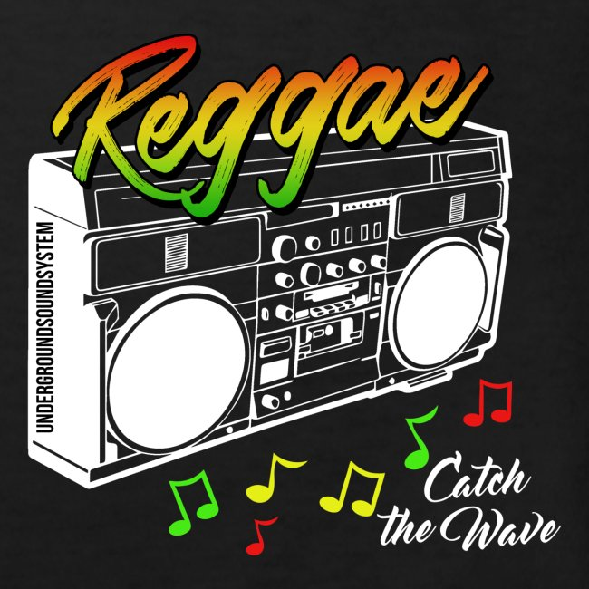 Reggae - Catch the Wave