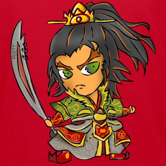 rusty warrior