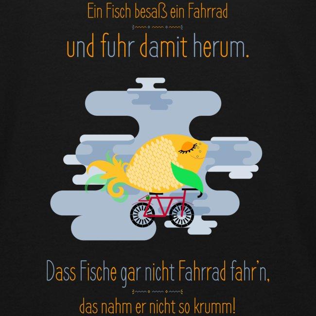 Der Fahrrad-Fisch