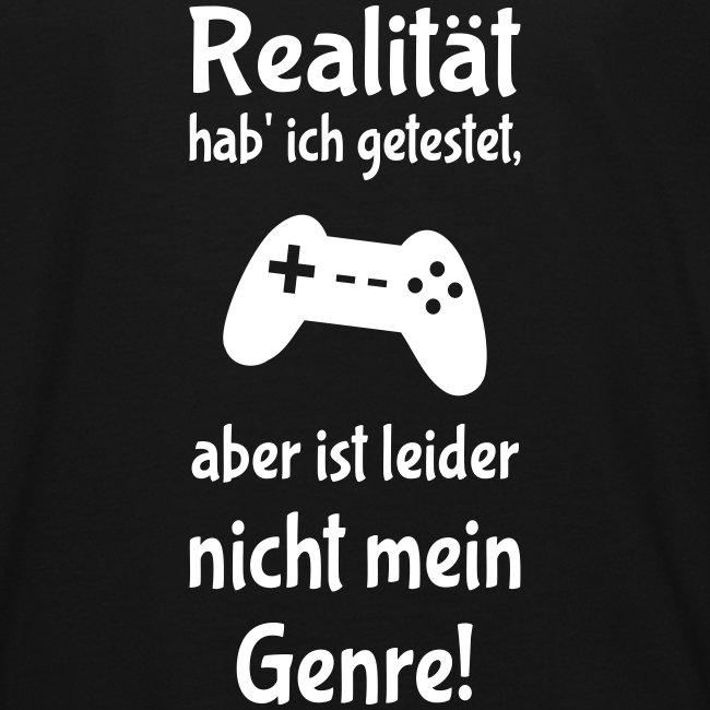 Coole Gamer Nerd Sprüche Zocken Realität