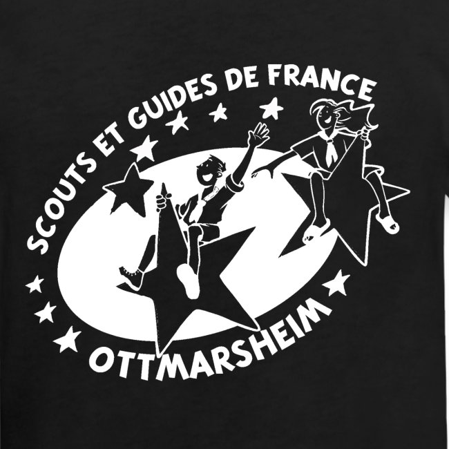 logo Ottmarsheim blanc