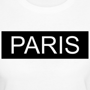 Paris - Ekologisk T-shirt dam
