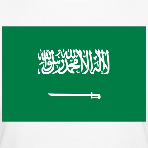 National Flag Of Saudi Arabia - Ekologisk T-shirt dam