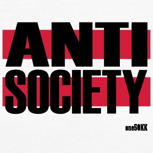 anti Society - Vrouwen Bio-T-shirt