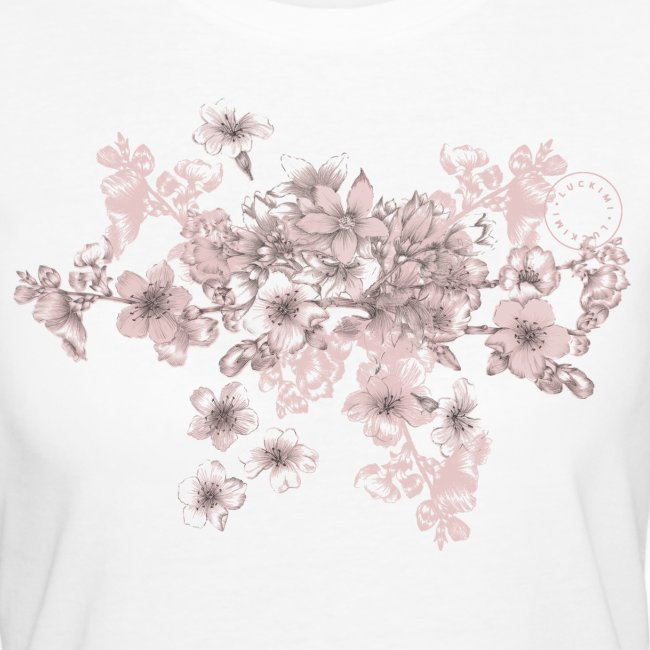 Pink bouquet - Dam