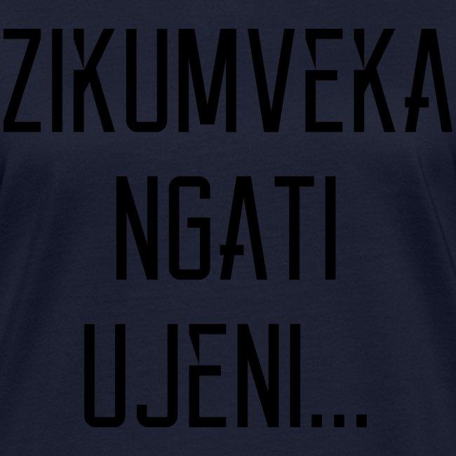 Zikumveka Ngati Black