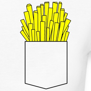 French fries - Women's Organic T-shirt