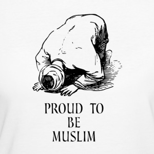 PROUD MUSLIM T-SHIRT - Frauen Bio-T-Shirt