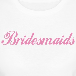 Bridesmaids - Frauen Bio-T-Shirt