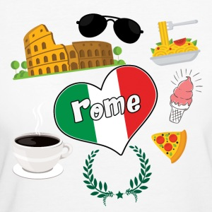 I love Rome 2 - Women's Organic T-shirt