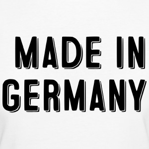Made in Germany - Vrouwen Bio-T-shirt