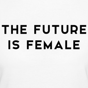 The Future is Female - Camiseta ecológica mujer