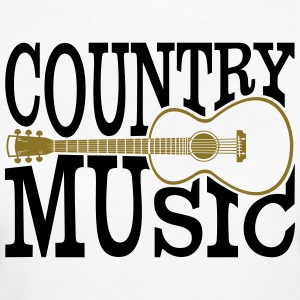 musica country - T-shirt ecologica da donna