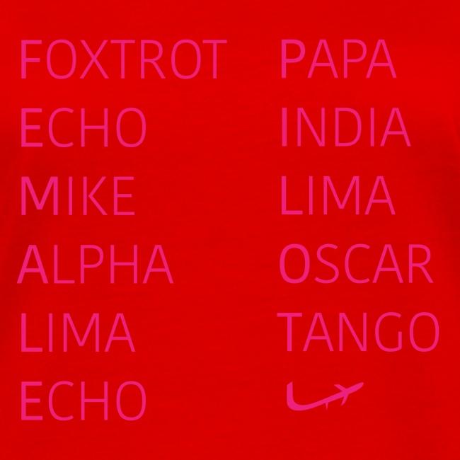 Foxtrot Echo2