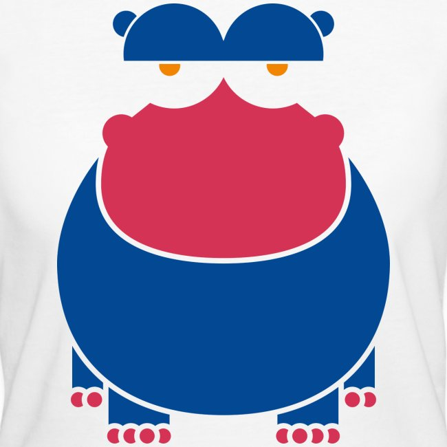 insolent hippo_blue1