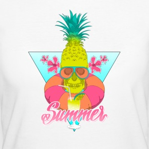Sommer Chill - Frauen Bio-T-Shirt