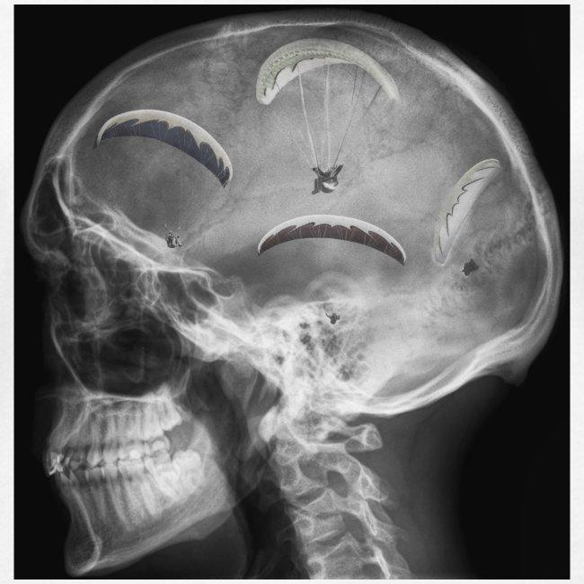 Paragliding im Kopf