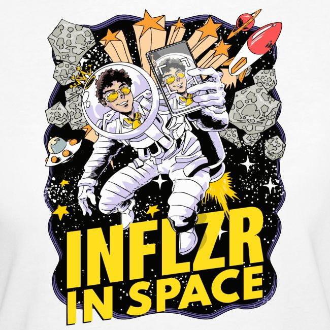 INFLZR in Space