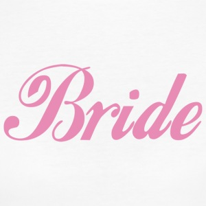 Bride - Frauen Bio-T-Shirt
