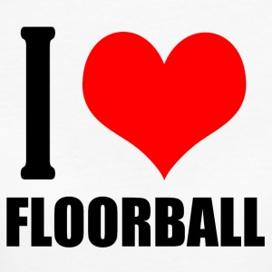 Floorball - Frauen Bio-T-Shirt