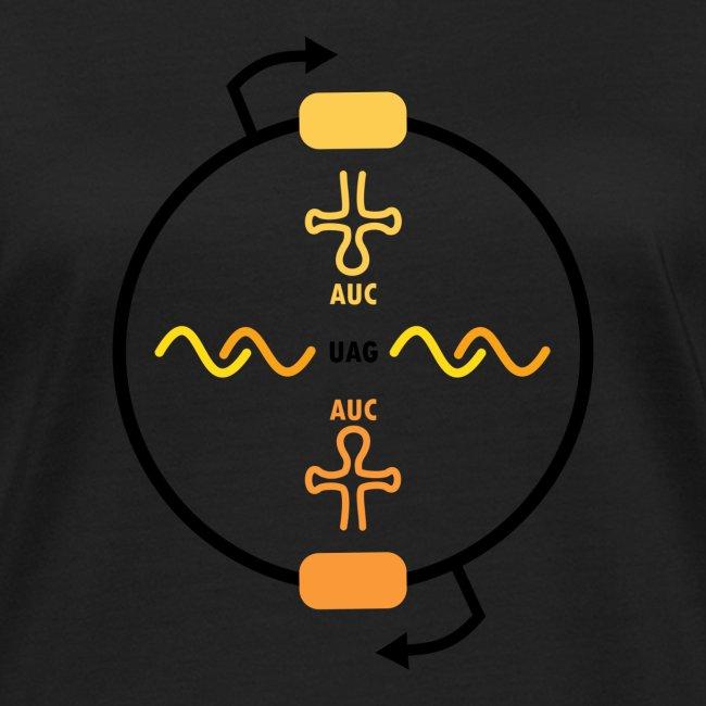 Biocontainment tRNA - shirt men