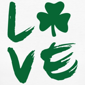 Ireland / St. Patrick's Day: Love - Women's Organic T-shirt