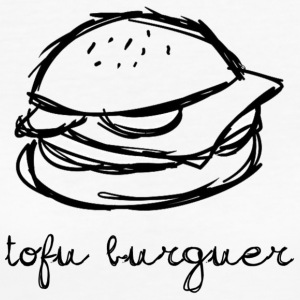 Burger Tofu - Women's Organic T-shirt