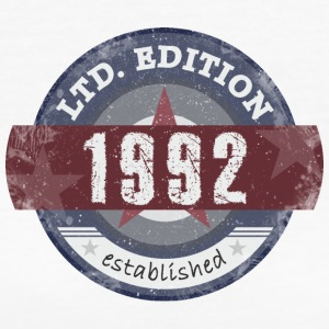 LtdEdition 1992 - Frauen Bio-T-Shirt