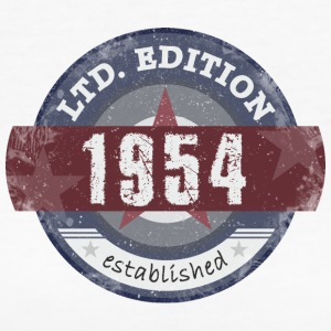LtdEdition 1954 - Women's Organic T-shirt