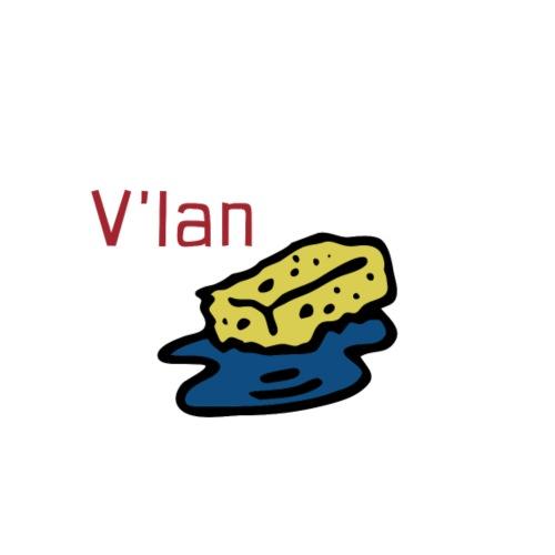 Vlan red - AW20/21 - T-shirt bio Femme