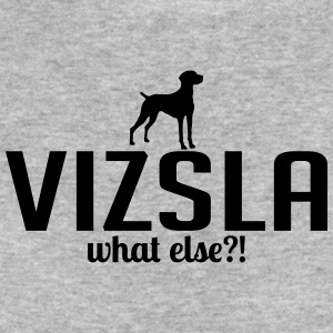 VIZSLA what else - Frauen Bio-T-Shirt