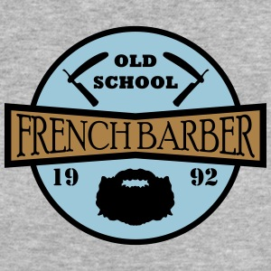 FRENCH BARBER - T-shirt Bio Femme