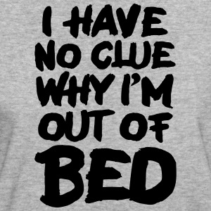 Out of bed - Frauen Bio-T-Shirt