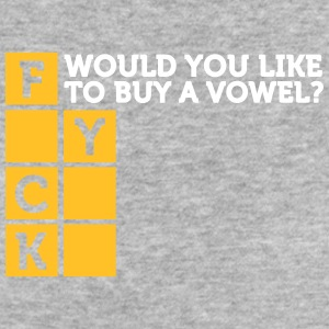 Would You Like To Buy A Vowel? - Women's Organic T-shirt